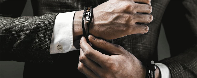 Bijoux Homme et accessoires de Mode