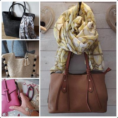 Idées cadeaux pour la fêtes des mères. Pour l'occasion bénéficiez de 10€ de remise dès 50€ d'achats  avec le code (MAMAN). Livraison offerte. Profitez-en ! Valable jusqu'au 30 mai. www.lescoupsdecoeurdelysia.com #cadeaufetedesmeres  #maman #foulards #sac #bijouxfantaisie